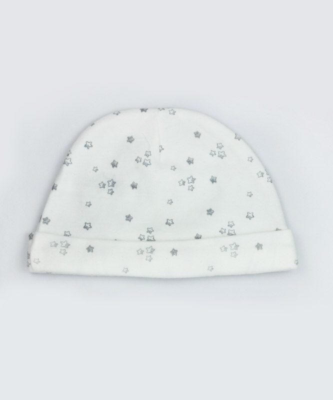 cute white baby cap giraffy.in