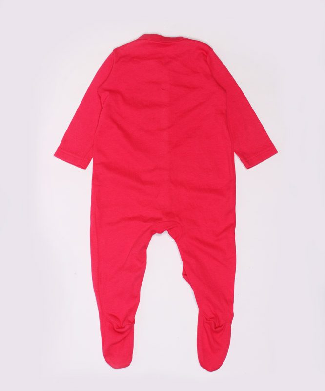 Sweet Little One Red Jumpsuite