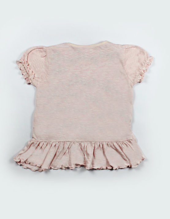 baby pink california kids top