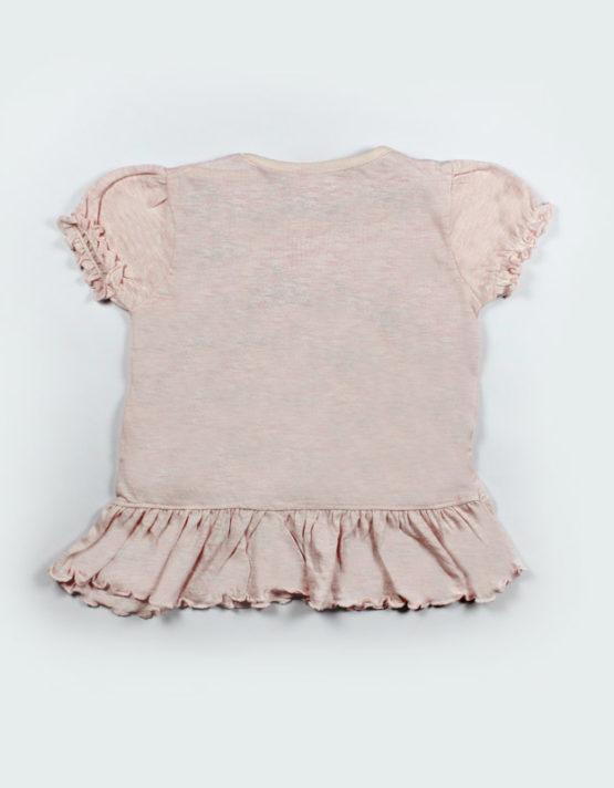 baby pink california kids top