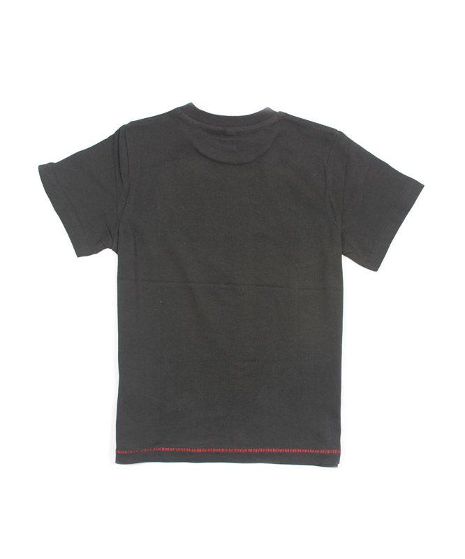 black benetton kids tshirt