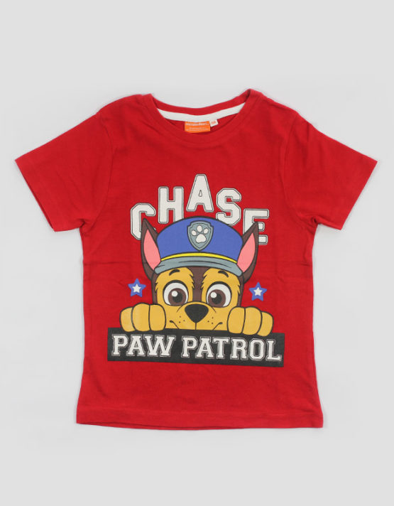 chase paw patrol kids t shirt