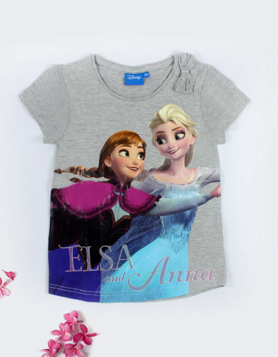 disney elsa & anna kids top
