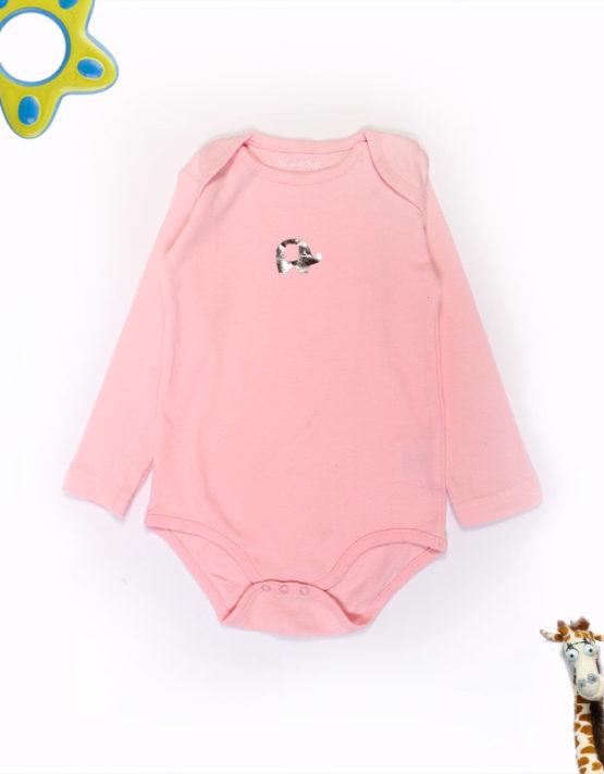 plain baby pink onesies