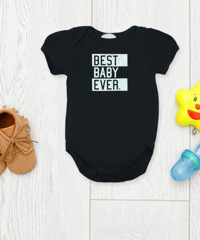 Best Baby Ever Rompers