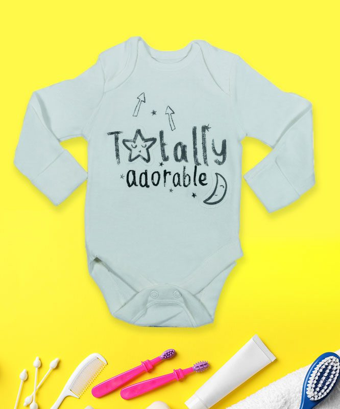 Totally Adorable Baby Rompers