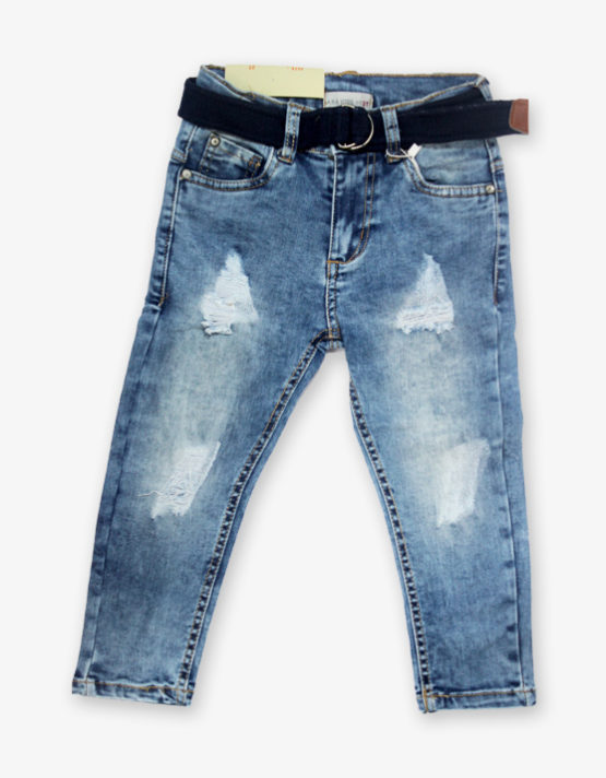 Blue Toned Jeans