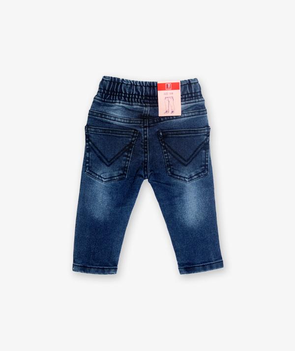 Dark Blue Toned Jeans