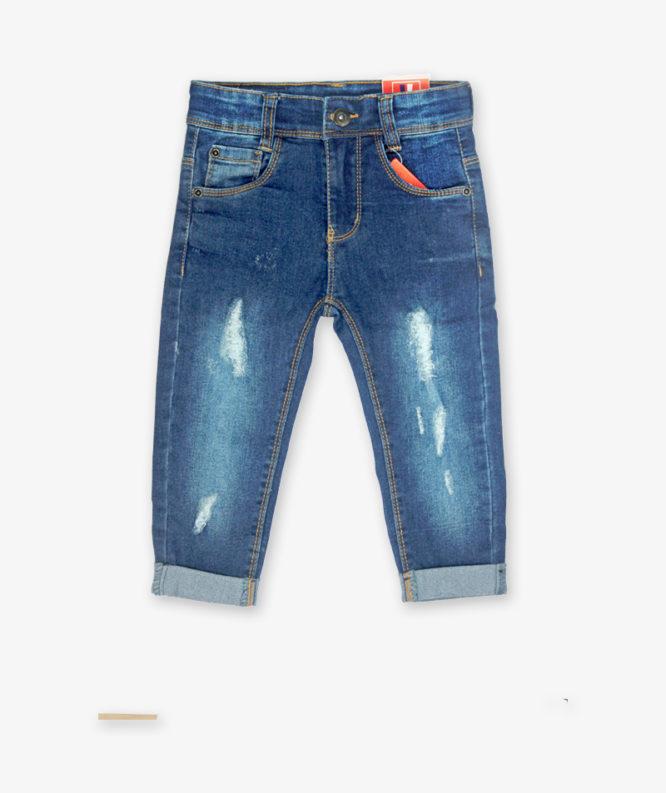 Light Blue Tone Jeans