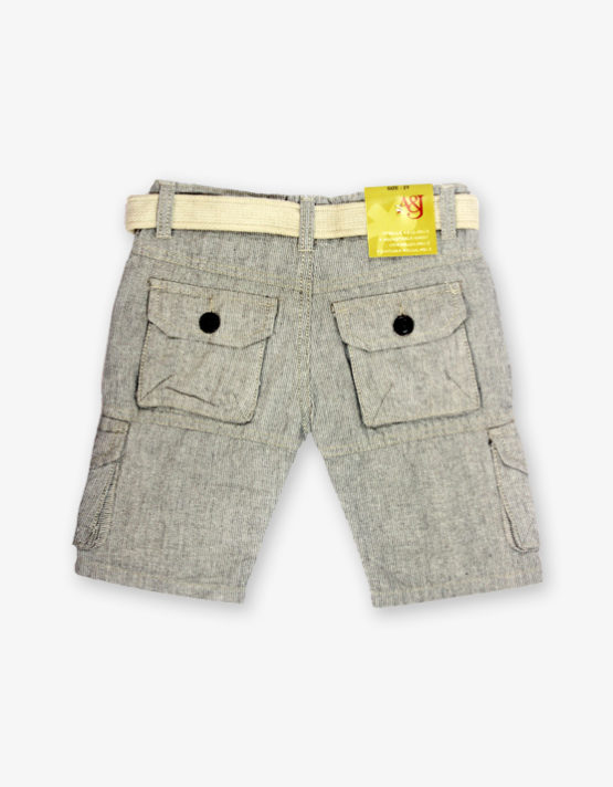 Light grey shorts