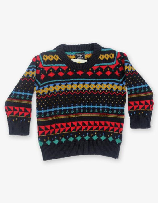 Muliti color sweater_md_front
