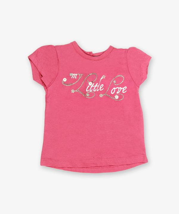 Pink printed tshirt_med_front