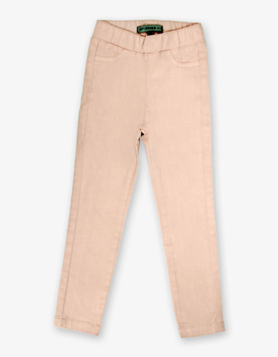 Solid Pink Pant
